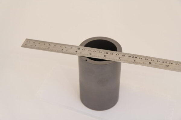 Тигель графитовый для VC – 500 (200, 600) литьевой Ф 78 х 120 - 4