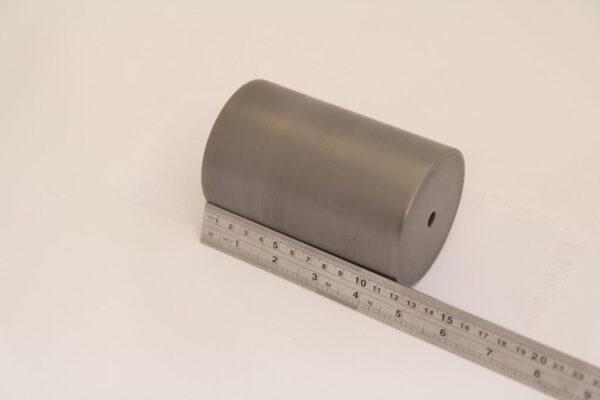 Тигель графитовый для VC – 500 (200, 600) литьевой Ф 78 х 120 - 3