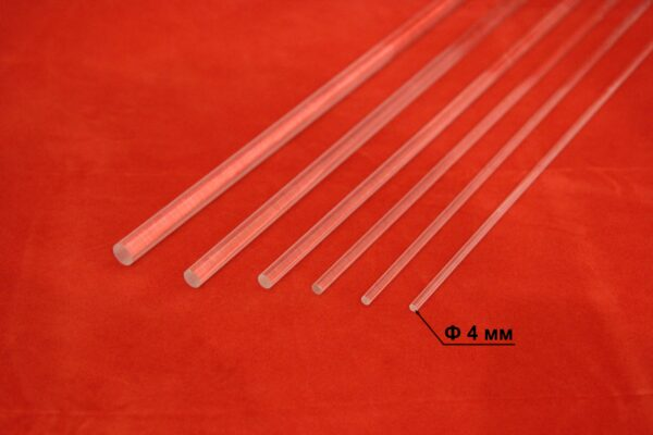 Палочка кварцевая 4 мм